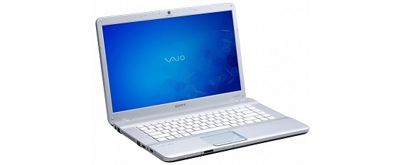 Sony Vaio White - Core I5 -- Sold